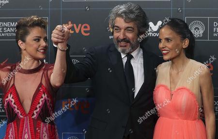 Elena Anaya, Dolores Fonzi and Ricardo Darin