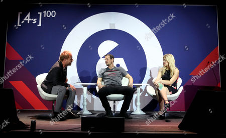 Philippe Meunier (Chief Creative Officer, Co-Founder, Sid Lee), Jason DeLand (Partner, Marketing Strategy, Anomaly), Lindsay Stein (Reporter, Advertising Age)