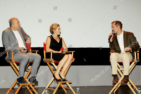 Editorial image of 20th Century Fox and Entertainment Weekly Host a Special Screening of 'The Mountain Between Us', New York, USA - 26 Sep 2017