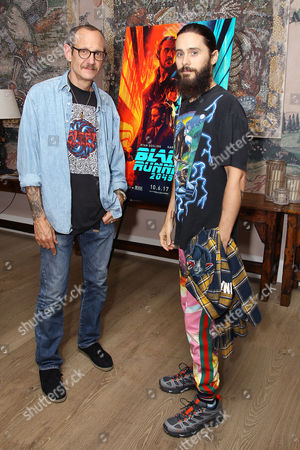 Terry Richardson, Jared Leto