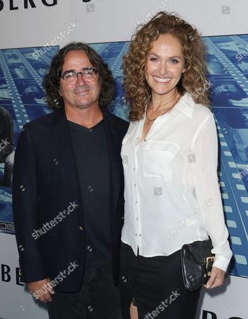 Editorial photo of 'Spielberg' film premiere, Arrivals, Los Angeles, USA - 26 Sep 2017
