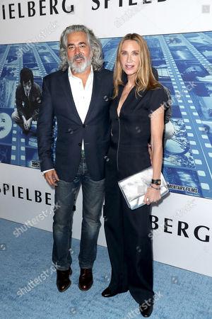 Editorial image of 'Spielberg' film premiere, Arrivals, Los Angeles, USA - 26 Sep 2017