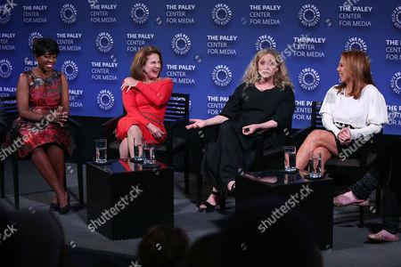 Cheryl Wills, Tovah Feldshuh, Carol Kane and Marlo Thomas