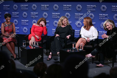 Editorial picture of PaleyFest NY Presents - 'BETTER THAN EVER - ACTRESSES FIGHTING AGEISM - AND WINNING', New York, USA - 26 Sep 2017