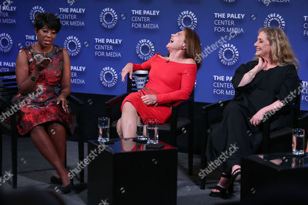 Cheryl Wills, Tovah Feldshuh and Carol Kane