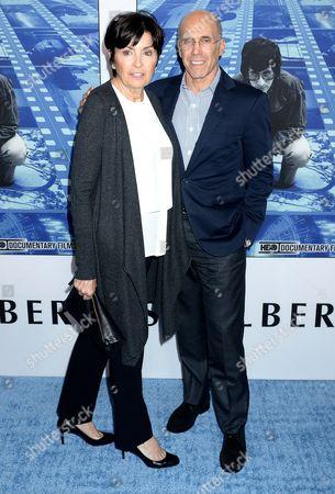 Jeffrey Katzenberg, Marilyn Katzenberg
