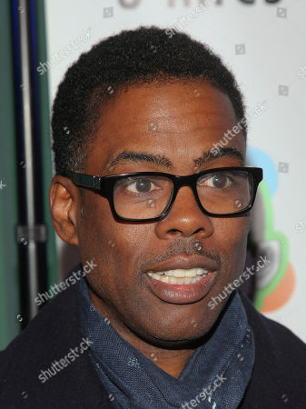 "Chris Rock attends the Broadway opening night party of ""Neal Brennan 3 MICS"" at The Lynn Redgrave Theater, in New York"