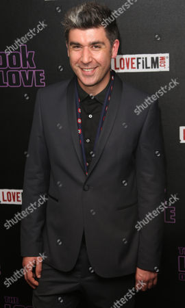 James Lance arrives for the UK Premiere of The Look Of Love at a central London cinema