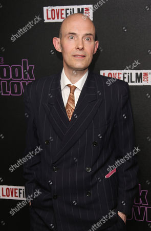 Stock Photo of Author Paul Willetts arrives for the UK Premiere of The Look Of Love at a central London cinema