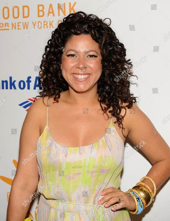 Evette Rios attends the Can Do Awards Dinner at Cipriani Wall Street on in New York