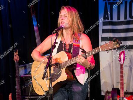 Crystal Bowersox performs at Eddie's Attic, in Atlanta