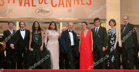 Editorial picture of Jimmy P Red Carpet, Cannes, France