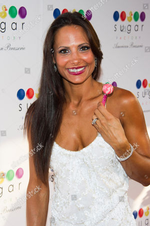 Owner Charissa Davidovici attends the grand opening of the Sugar Factory American Brasserie on in New York