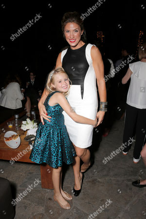 """Loreto Peralta and Jessica Lindsey attend Pantelion Films' """"Instructions Not Included"""" Los Angeles Premiere After Party, on Thursday, August, 22, 2013 in Los Angeles"""
