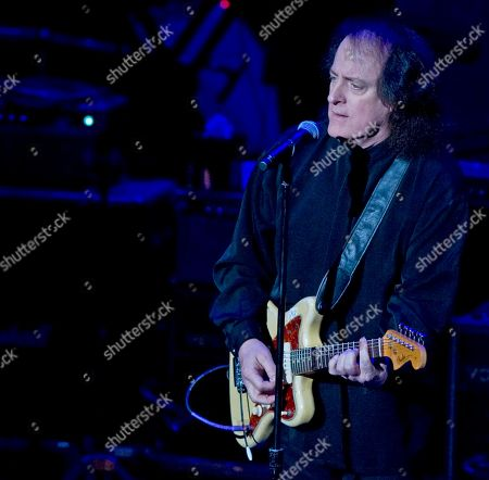 Stock Photo of Tommy James performs at the 6th Annual Little Kids Rock benefit presented by Guitar Center at the Hammerstein Ballroom on in New York