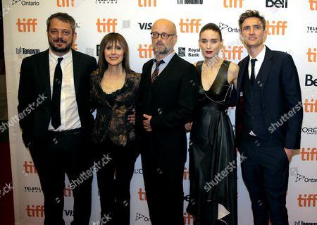 """Editorial picture of 2016 TIFF - """"Una"""" Premiere, Toronto, Canada"""