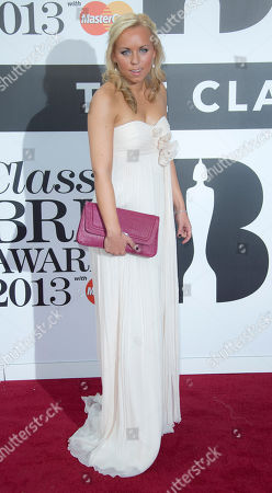 Tine Thing Helseth arrives for the Classic BRIT Awards at the Royal Albert Hall in central London