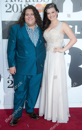 Myleene Klass, Hans Zimmer, Lang Lang, Ludovico Einaudi, Amy Dickson, Gareth Malone, Joseph Calleja, Nicola Benedetti, arrive for the Classic BRIT Awards at the Royal Albert Hall in central London