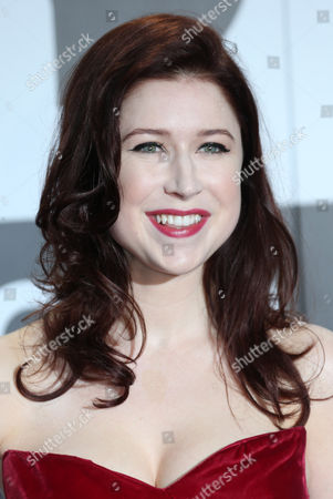 Hayley Westenra arrives for the Classic BRIT Awards at the Royal Albert Hall in central London