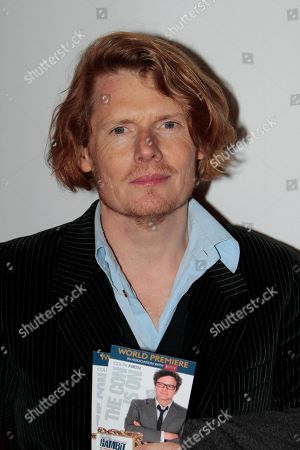 Julian Rhind-Tutt at the World premiere of Gambit at the Empire Leicester Square in London, UK