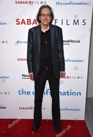 """Bob Nelson arrives at a special screening of """"The Confirmation"""" on in Los Angeles"""