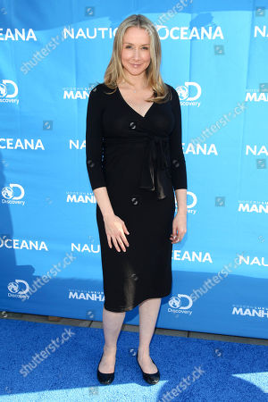 Alexandra Cousteau attends the 1st Annual Nautica Oceana City & Sea Party at the Gansevoort Park Avenue Roofdeck, in New York