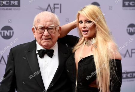 Editorial picture of 2016 AFI Life Achievement Award Gala Tribute - Arrivals, Los Angeles, USA