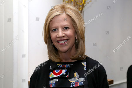 Abbe Raven attends A+E Networks celebration of chairman emeritus Abbe Raven at the Andaz Fifth Avenue, in New York