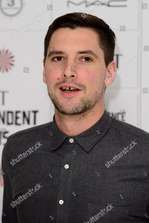 Stock Picture of Mike Brett arrives for the British Independent Film Awards Nominations at a central London venue, London