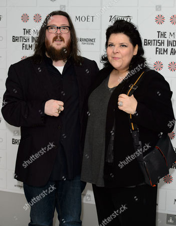 Iain Forsyth and Jane Pollard arrive for the British Independent Film Awards Nominations at a central London venue, London