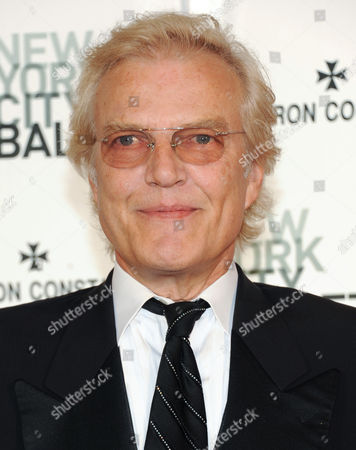 Peter Martins attends the New York City Ballet Spring Gala at Lincoln Center on in New York