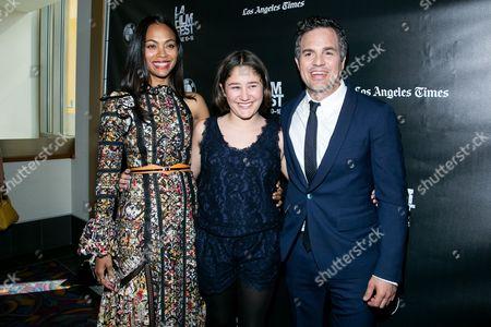"Editorial photo of Film Festival 2015 - ""Infinitely Polar Bear"" Premiere - Red Carpet, Los Angeles, USA"