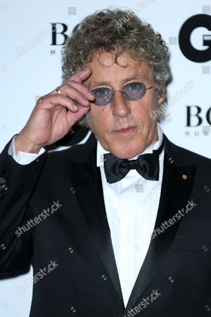 Roger Daltry arrives at GQ Men of the Year Awards, on Tuesday, September 3rd, 2013 in London