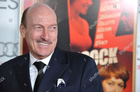"""Stock Picture of Ed Lauter attends the """"Hitchcock"""" gala screening as part of AFI Fest in Los Angeles on"""
