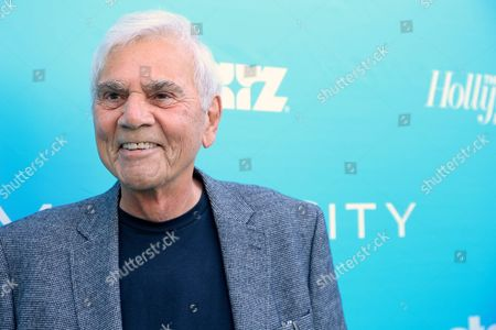 """Stock Picture of Alex Rocco arrives at the """"Magic City"""" season 2 premiere at the American Film Institute, in Los Angeles"""
