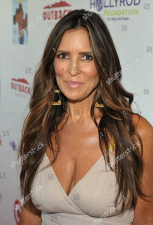 Jillian Barberie attends The HollyRod Foundation's 3rd Annual My Brother Charlie Family Fun Festival at Culver Studios, in Culver City, Calif