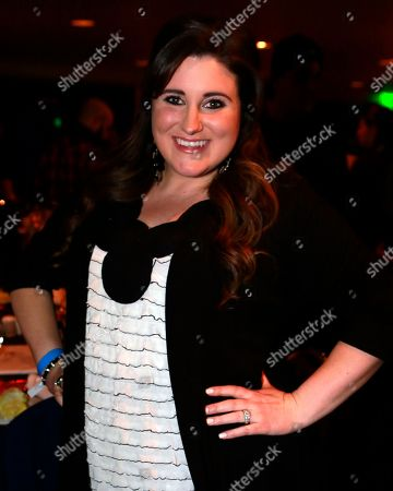 Kaycee Stroh attends the Creative Coalition Spotlight Awards gala at RE:treat at Sky Lodge during the Sundance Film Festival, in Park City, Utah
