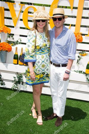 Editorial image of 2014 Veuve Clicquot Polo Classic, Jersey City, USA