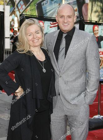 Michael Sucsy and Patricia Rozema