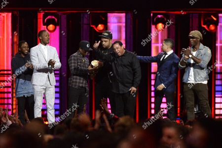 Editorial picture of 2016 MTV Movie Awards - Show, Burbank, USA