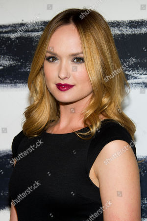 Kaylee DeFer attends the alice + olivia by Stacey Bendet Spring 2013 show during Fashion Week in New York on