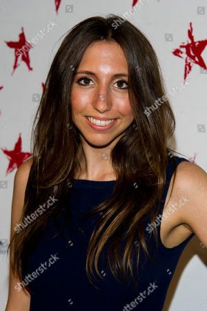 Alexandra Fairweather attends the alice + olivia by Stacey Bendet Spring 2013 show during Fashion Week in New York on