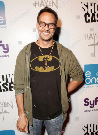 "Todd Stashwick attends the Entertainment One ""Haven"" Party at Comic Con 2012 on in San Diego, CA"