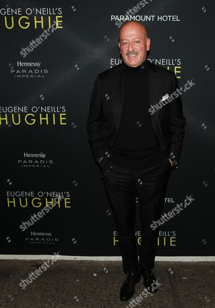 "Domenico Vacca is seen at Hennessy Prestige presents Opening Night of Eugene O'Neill's ""Hughie"" at the Booth Theater on in New York"
