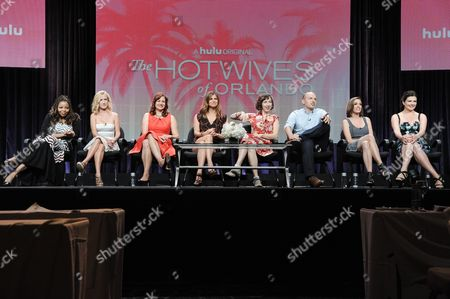 Editorial photo of Hulu 2014 Summer TCA, Beverly Hills, USA