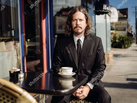 John Paul White poses for a portrait at La Conversation before playing a show at The Troubadour in West Hollywood, Calif. After the breakup of his band Civil Wards, White is back with a new solo album called, Beulah.â