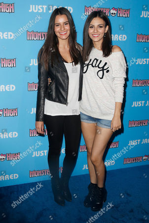 Editorial image of Just Jared's Throwback Thursday Party Presented By Monster High, Glendale, USA
