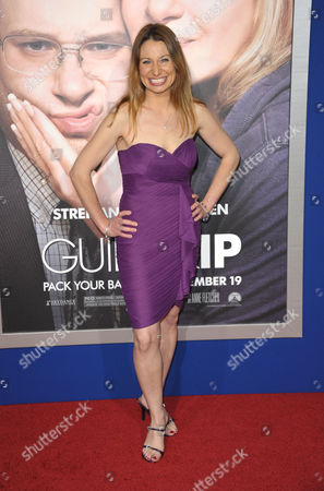"Vicki Goldsmith attends the LA premiere of ""The Guilt Trip"" at the Regency Village Theater, in Los Angeles"