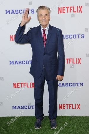 "Fred Willard attends a special screening of ""Mascots"" held at the Linwood Dunn Theater, in Los Angeles"