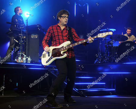 Brian Yale of Matchbox 20 performs at the Seminole Hard Rock Hotel and Casinos' Hard Rock Live on in Hollywood, Florida